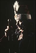 Vlad on Hollywood stage